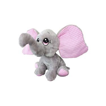 Imagem de Pelucia Tipo Elefante Rosa Fizzy