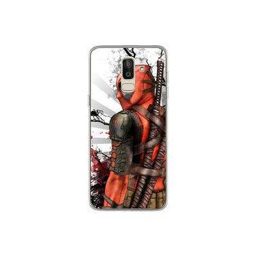 Capa para Galaxy J8 - Deadpool 3