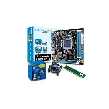 Kit Upgrade Core i5-3470 + Placa mãe LGA 1155 + RAM 8GB DDR3