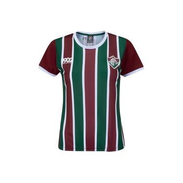 Camiseta do Fluminense Attract - Feminina