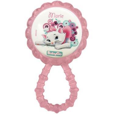 Imagem de Brinquedo Para Bebe Chocalho Mordedor Marie Unidade - Baby Go