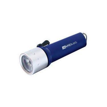 Lanterna Para Mergulho Nautika Zutto Led 3w De Potência