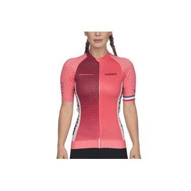 Camisa Ciclismo Woom Supreme Marselle 2020 Fem