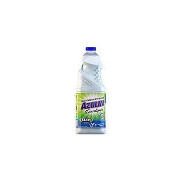 Desinfetante eucalipto 2L Azulim 15142 Start Quimica PT 1 UN