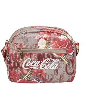 Bolsa Transversal Coca Cola Monograma - 71188230 - Pacific
