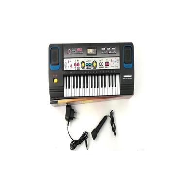Imagem de Teclado Elétrico Musical Infantil com microfone e fonte