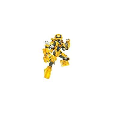 Imagem de Blocos De Montar Robo Guerreiro Yellow