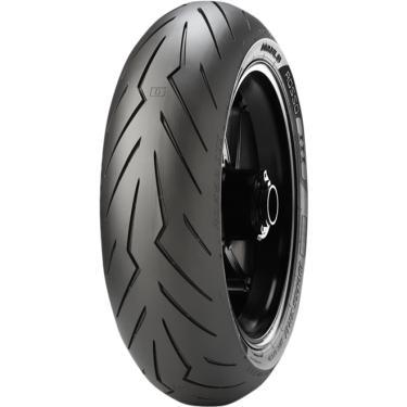 Pneu Pirelli Diablo Rosso 3 160/60-17 (69W) traseiro