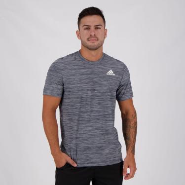 Camiseta Adidas All Set 2 Azul - M