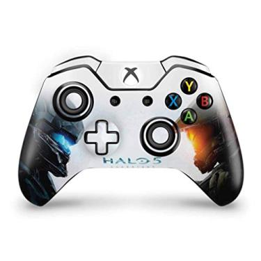 Skin Adesivo para Xbox One Fat Controle - Halo 5: Guardians #B