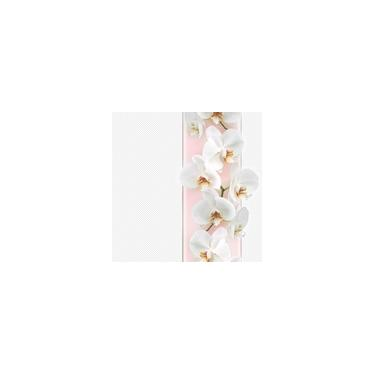 Guardanapo para Decoupage Orquideas Brancas 33X33CM