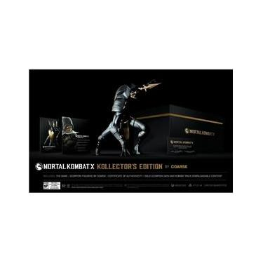 Mortal Kombat X Kollector`s Edition by Coarse PS4