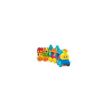 Imagem de Mega Blocks - Blocos Abc Trem Musical - Mattel Fwk22