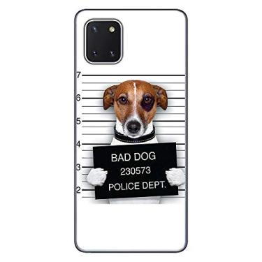 Capa Personalizada Samsung Galaxy Note 10 Lite - Pets - PE28