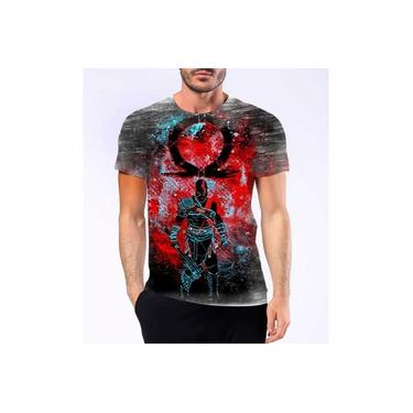 Camiseta Camisa Personalizad God Of War Kratos Jogo Ps4 Hd 5