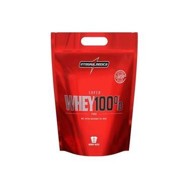 Super Whey Protein 100% Pure 907g Integralmedica Wey Proten