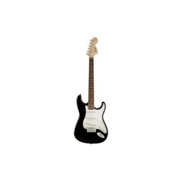 Imagem de Guitarra Stratocaster Fender Squier Affinity Lr-506 Preta