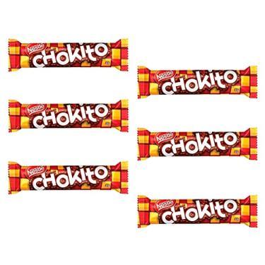 Kit 6 Chocolate Chokito Nestle 32g