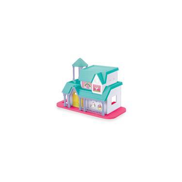 Imagem de Casinha de boneca casinha divertida unicornio homeplay unidade