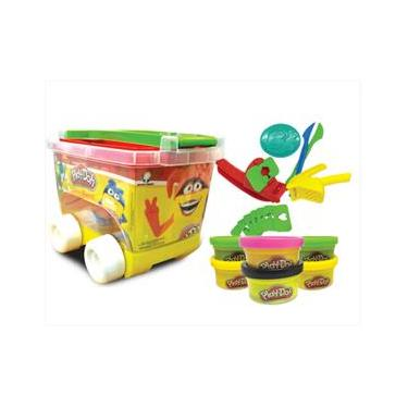 Imagem de Play-Doh - Leva Massa Com Acessórios - Monte Líbano