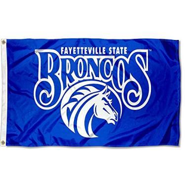 Bandeira da Faculdade FSU Broncos