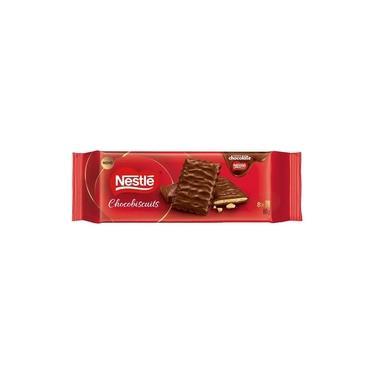 Biscoito Chocobiscuits Ao Leite 80g - Nestlé
