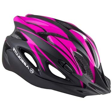 Capacete Ciclismo Bike Absolute Nero (Preto Rosa P/M)