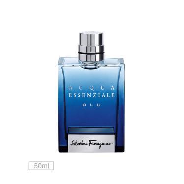 Perfume Acqua Essenziale Blu Salvatore Ferragamo Fragrances 50ml Salvatore  Ferragamo Fragrances 30212 masculino 3bb5b732ba