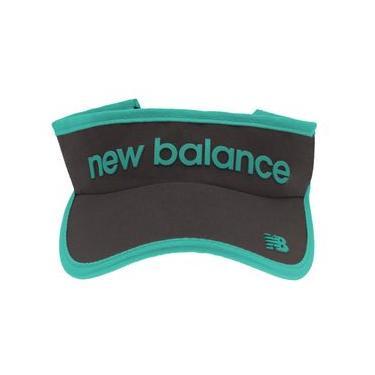 Viseira New Balance Nb Logo Feminino Preto - UNI