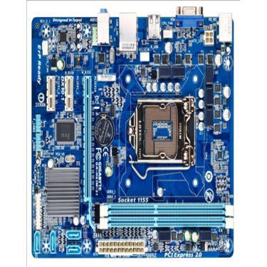 PLACA MÃE SOCKET 1155 GIGABYTE DDR3 INTEL CORE i3/i5/i7 C/ VGA AUDIO HD PCI 3.0