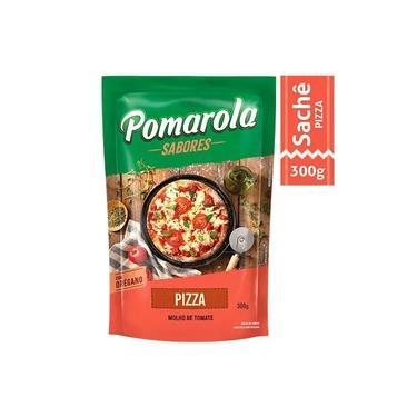 Molho Tomate Pomarola Pizza 300