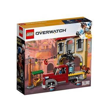 LEGO Overwatch - Confronto de Dorado - 75972 Lego