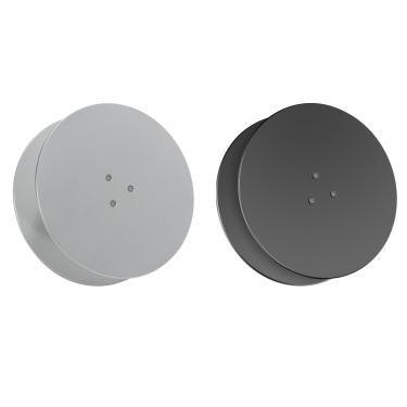 Para homepod alto-falante inteligente suporte de desktop caixa de som portátil suporte de metal base