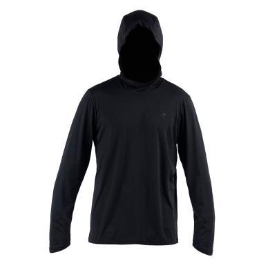 Imagem de Camiseta com capuz dry comfort uv-fps 50 mormaii