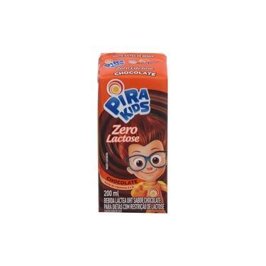 Pirakids Zero Lactose Piracanjuba 200ml