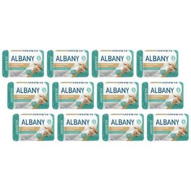 Imagem de Sabonete Em Barra Hipoalergênico Albany - Hidratação Antibac 85G 12 Un