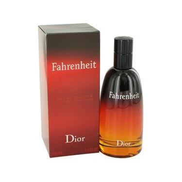 896193b1099 Perfume Masculino Fahrenheit Christian Dior 100 Ml Eau De Toilette