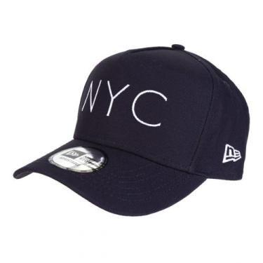 Boné New Era Aba Curva 940 NYC