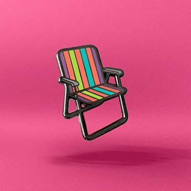 Pin Icebrg Cadeira de Praia