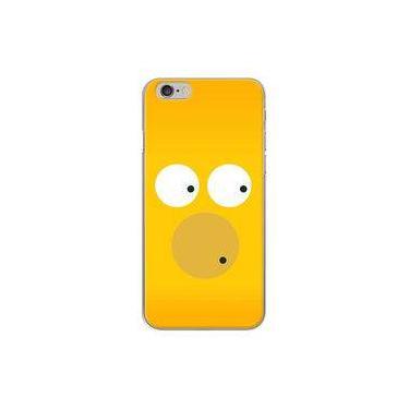 Capa para iPhone 6 Plus e 6S Plus - Homer Simpson