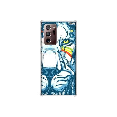 Capa P/ Galaxy Note 20 Ultra (1612) Leão Do Reggae 2