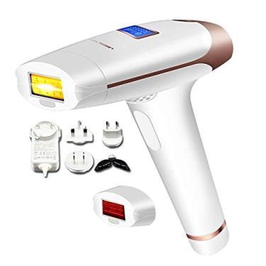 Depilador e Rejuvenescedor a Laser Permanente Luz Pulsada Lescolton T-009i