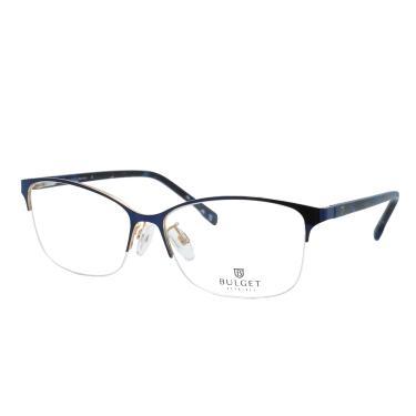 f1795ea15afa6 Óculos de Grau Bulget Feminino Fio de Nylon BG1494L 06B - Metal e Acetato  Azul