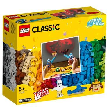 LEGO Classic - Peças e Luzes - 11009