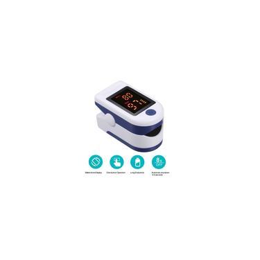 Oximetria do tipo de pressão digital multifuncional LED doméstica multifuncional (sem bateria)
