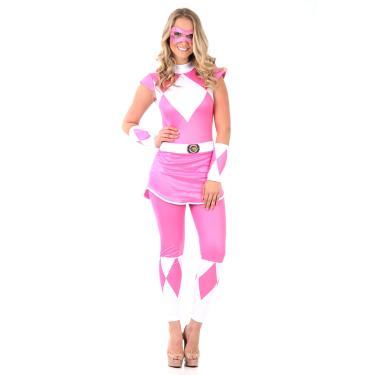 051fa8d147ed8f Fantasias Adulto Power Rangers: Encontre Promoções e o Menor Preço ...