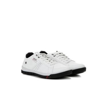 Imagem de Sapatênis Pegada 170607 Masculino Branco E Preto