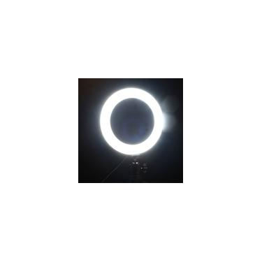Ring Light 6 polegadas iluminador Led Selfie Maquiagem Tripé Celular Blogueira Foto