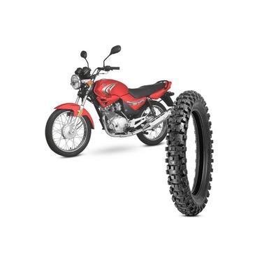 Pneu Moto Ybr 125 Aro 18 90/90-18 Traseiro Raptor Levorin by Michelin