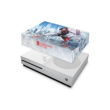 Capa Anti Poeira para Xbox One S Slim - Mirror'S Edge Catalyst